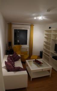 Modernisierte Wohnung im Süden Hamburgs. Erstbezug - Hamburg - Apartemen