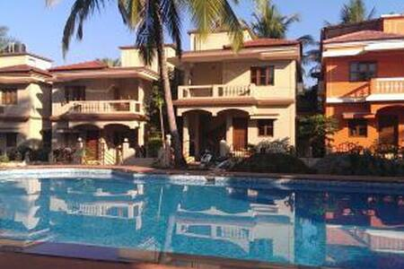Charming villa in serene South Goa - near the sea - Vila