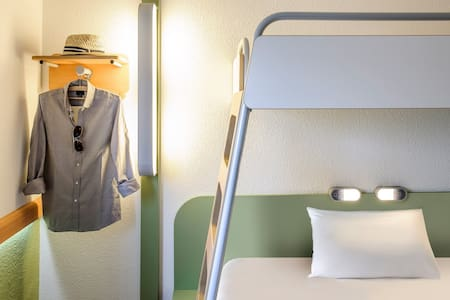 Chambre Cocoon ibis budget - Other