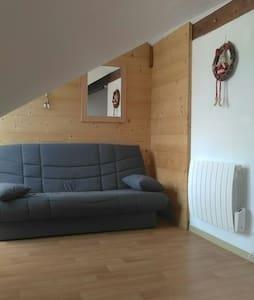 Appartement cosy station hiver/été - Apartament