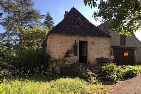 Maison en pierre, Caniac du Causse - House