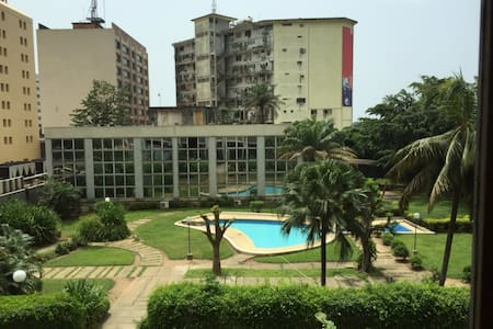 Bel appartement 2 pieces au Plateau - Abidjan - Leilighet