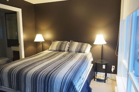 Two bedrooms downtown condo