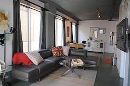 Spacious, Modern Downtown Condo - Apartment