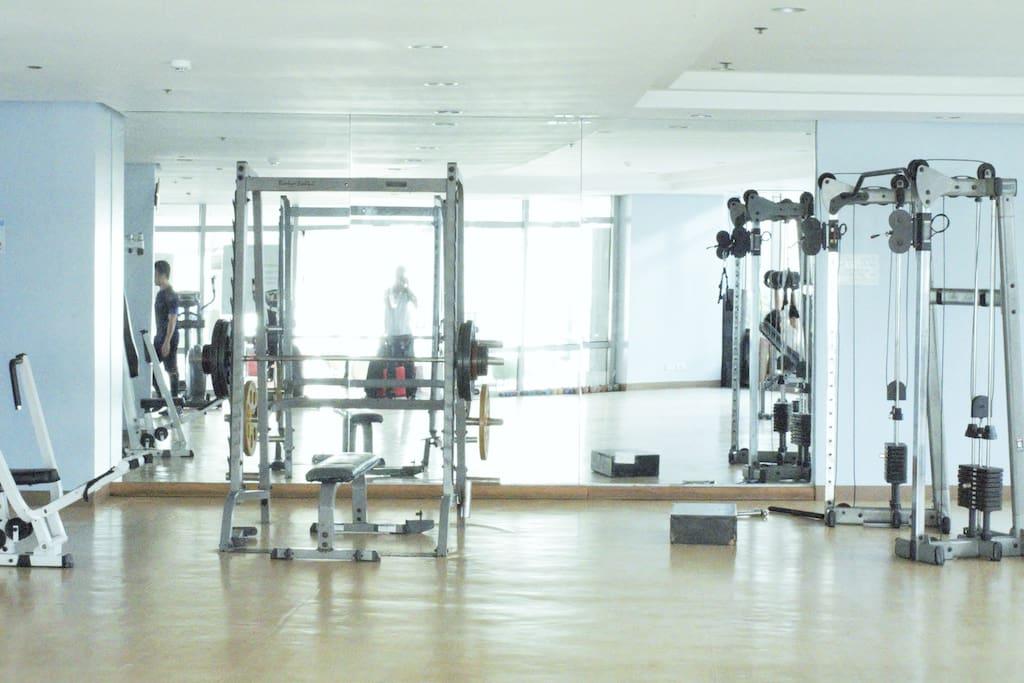 Amenities - Gym