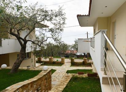 Ilias Apartments 3 - Golden Beach - Chrisi Ammoudia
