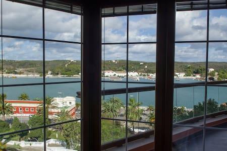 Casa con encanto y vistas maravillosas al Puerto - Mahón - Haus