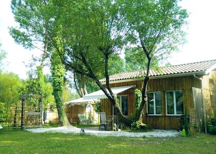 Bassin d'Arcachon: charmant séjour au calme - Mios - Haus
