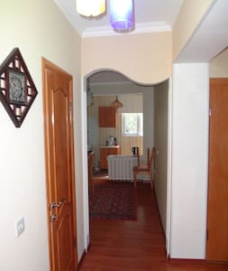 3 bedroom apartment - Dushanbe - Appartement