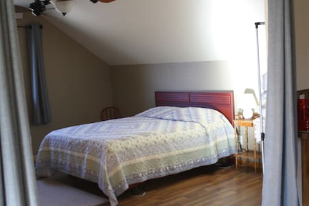 Cosy Country living near the Black Hills of SD - Whitewood - Apartment