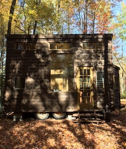 Tiny House 2 on Farm Upstate Catskills - Rumah