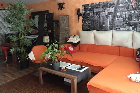 cosy room in Mödling at Vienna - Apartamento