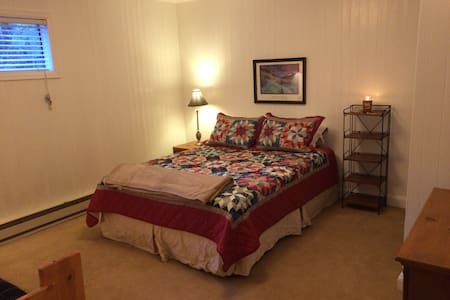 Warm, comfortable - great location! - Edwards