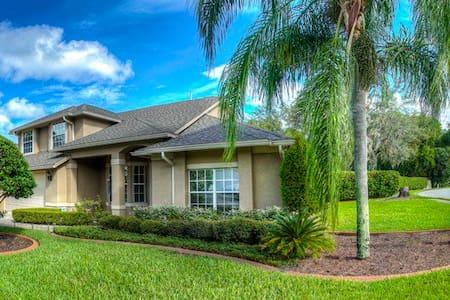 Winter Park / Orlando Getaway Home - Helt våningsplan