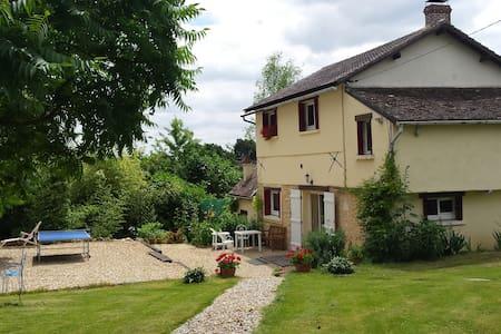 Maison dans le Perche - Saint-Germain-des-Grois