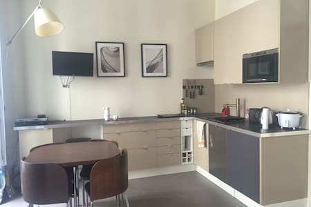 Modern, well-located and fully-equipped apartment - Parijs - Appartement