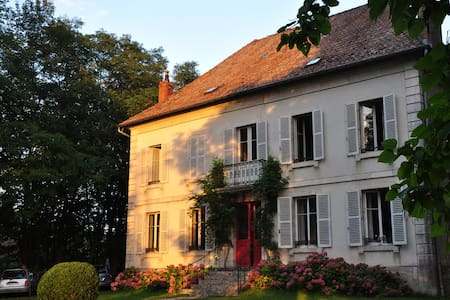Domaine du Bois d'Amont - Vitreux - Ev