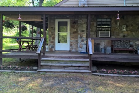 Outdoor Vacation Get-Away - The Turkey Lodge - Waterville