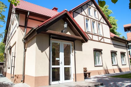Гостевой дом в центре Светлогорска - Svetlogorsk - Oda + Kahvaltı