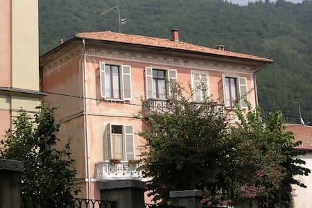 LAGO D'ORTA in traquillita - Agrano - Lejlighed