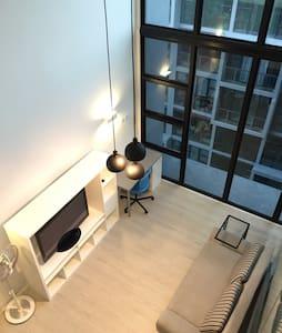 Duplex Suite @ One City - Lejlighed