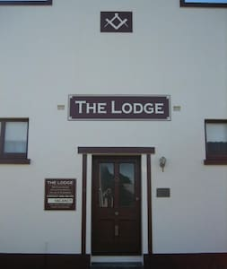 The Lodge of Stanley - Hus