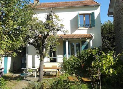 Maison avec jardin proche Orly et RER C&D - Draveil - Dům