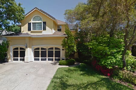 Folsom Lake Executive Home - Granite Bay - House
