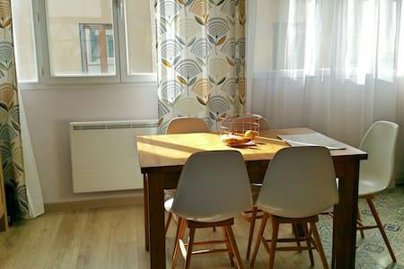 Appartement inspiration scandinave - Montmorency