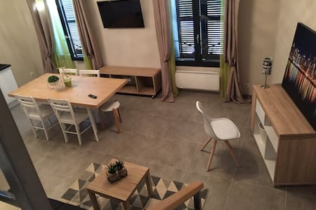 Appartement Duplex Neuf Centre Ville Dourdan 91410 - Dourdan - Apartment