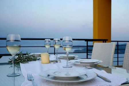 Andigoni Villas one of the best - Lefkada
