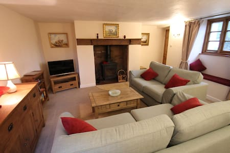 Old Malthouse, Monksilver - Exmoor - sleeps 5 - Hus