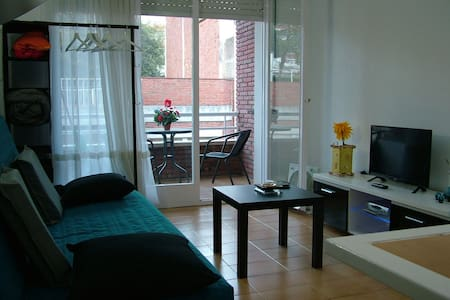APART.PARA 2 CERCA MAR, CON PISCINA - HUTG-022799 - Appartement