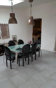 Chambres privées à la campagne - Romilly-sur-Andelle - House