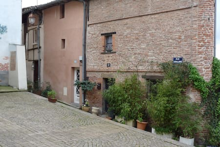 MAISON 3 chambres  50m CATHEDRALE - Albi - House