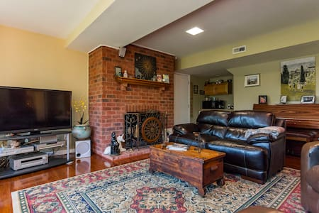 Beautiful private two bedroom and private bath. - Casa