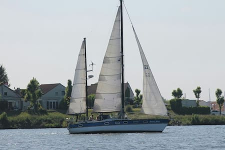 Bugkajüte im Segelboot - Almerimar - Barco