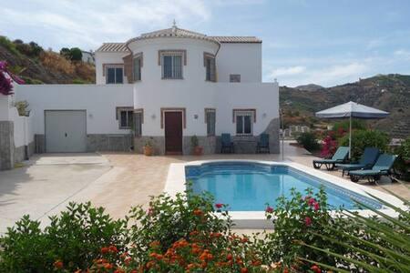 Private Villa for 14 persons - Torrox - Villa
