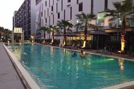 Apartment near Suvarnabhumi Airport - Bangkok - Condominium