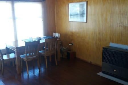 Habitacion Privada - Puerto Natales - Haus