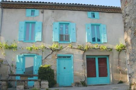 maison de village en Ariège - Leychert - Ev