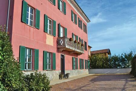 Villa Osvalda - Talo