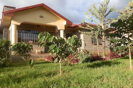 Naivasha Holiday Homes - Maison