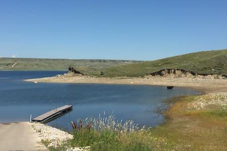 South Saskatchewan River 4 bedroom cabin - Beaver Flat