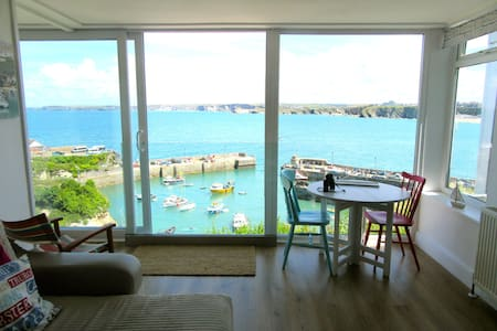 Newquay Harbour Cottage - Newquay - Rumah