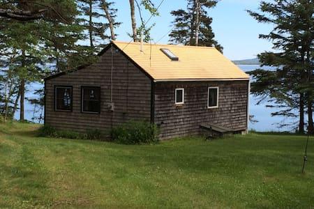Cabin on Pressey Cove - Deer Isle