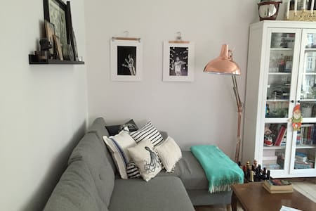 Room in charming area - Frederiksberg - Apartment