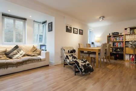 Large well located Cent London Flat - Londres - Apartamento