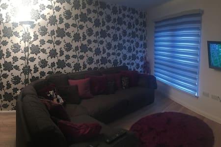 Comfy sofa in quiet flat - Edinburgh - Apartment