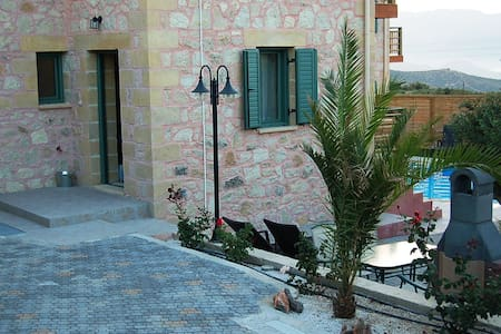 Traditional villa+private pool (Pa) - Marediana